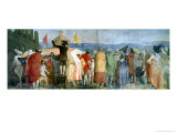 The New World, 1791-97 Reproduction proc&#233;d&#233; gicl&#233;e par Giandomenico Tiepolo