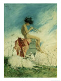 Idyll, 1868 Giclee Print by Mariano Fortuny y Marsal