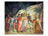 The Kiss of Judas, 1442 Giclee Print by  Fra Angelico