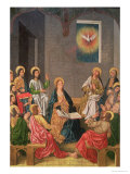 The Pentecost Giclee Print by Fernando Gallego