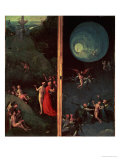 The Ascent into the Empyrean or Highest Heaven Giclée-Druck von Hieronymus Bosch