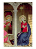 The Annunciation (Detail) Giclee Print by  Fra Angelico