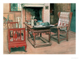 Hide and Seek Giclee Print by Carl Larsson