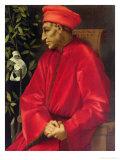 Cosimo De' Medici 1518 Giclee Print by Jacopo da Carucci Pontormo