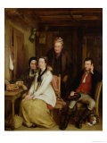 "The Refusal from Burn's ""Duncan"" Giclee Print by Sir David Wilkie"