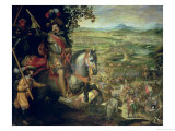 The Relief of Constance, 1633 Giclee Print by Vicente Carducci