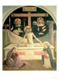 Christ Rising from His Tomb, circa 1438-45 Giclee Print by  Fra Angelico