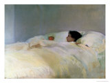 Mother, 1895 Giclee Print by Joaqu&#237;n Sorolla y Bastida