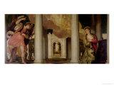 Annunciation Giclée-Druck von Paolo Veronese