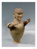 Canopic Jar with Moveable Arms Giclee Print by  Etruscan