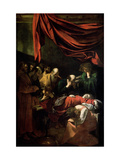 The Death of the Virgin Giclee Print by Caravaggio