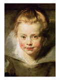 Clara Serena, circa 1616 Giclee Print by Peter Paul Rubens