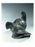 Bronze Helmet of Thracian Gladiator, Roman, 1st Century AD Giclee Print