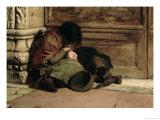 Abandoned, 1903 Giclee Print by Luigi Nono