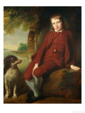 Master Ward Giclee Print by George Romney