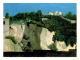 Naples Premium Giclee Print by Thomas Jones