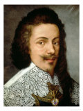 Portrait of Victor Amedeus II, Duke of Savoy Impresso gicle por Giovanna Garzoni