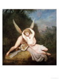Cupid and Psyche Reproduction procédé giclée par Antonio Canova