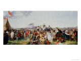Derby Day Giclee Print by William Powell Frith