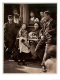 Hookey Alf of Whitechapel Giclee Print by John Thomson