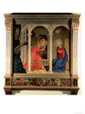 The Annunciation, circa 1438 Giclee Print by  Fra Angelico
