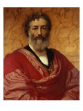 Self Portrait, 1880 Giclee Print by Frederick Leighton