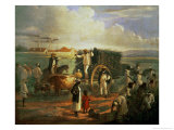The Mill of Cana, 1874 Giclee Print by Victor Patricio Landaluce