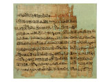 Account of the Battle of Qadesh, Given to Syria by Ramesses II, New Kingdom, circa 1285 BC Giclee Print by 19th Dynasty Egyptian