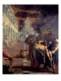 The Stealing of the Body of St. Mark Giclee Print by Jacopo Robusti Tintoretto