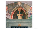 St. Peter Martyr Asking for Silence Giclee Print by  Fra Angelico