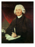 Portrait of Joseph Priestley, Giclee Print