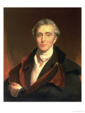 Portrait of the Duke of Wellington Giclée-tryk af Thomas Lawrence
