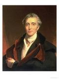 Portrait of the Duke of Wellington Giclée-tryk af Thomas Lawrence