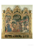 Adoration of the Magi Giclee Print by  Gentile Da Fabriano