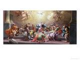 The Descent of the Holy Spirit Giclee Print by Francesco de Mura