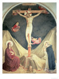 The Crucifixion, 1442 Giclee Print by Fra Angelico