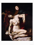 The Pieta Giclee Print by Daniele Crespi
