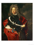 Portrait of John Churchill, 1st Duke of Marlborough Reproduction procédé giclée par Adriaan van der Werff