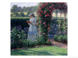 Sweet Solitude, 1919 Reproduction proc&#233;d&#233; gicl&#233;e par Edmund Blair Leighton