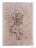 Zenobia, Queen of Palmyra, Syria Giclee Print by  Michelangelo Buonarroti