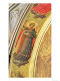 Detail from the Side of the Linaivoli Triptych Showing an Angel Holding a Portative Organ, 1433 Giclee Print by  Fra Angelico