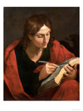 St. John the Evangelist Reproduction procédé giclée par Guido Reni