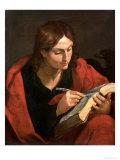 St. John the Evangelist Giclee-trykk av Guido Reni