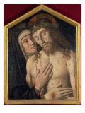 Lamentation of the Dead Christ Giclee Print by Giovanni Santi Or Sanzio