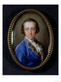 Portrait of Horace Walpole Giclee Print by Pompeo Batoni