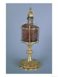 Reliquary of the Precious Blood, Treasure from the Basilica of San Marco Giclee Print by  Byzantine