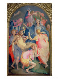 Deposition, 1528 Giclee Print by Jacopo da Carucci Pontormo