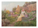 At the Well Giclee Print by William Ashburner