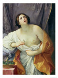 The Death of Cleopatra Giclee Print by Guido Reni