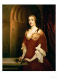 Probable Portrait of Nell Gwynne, Mistress of King Charles II Giclee Print by Sir Peter Lely